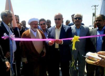 پروژه اسلب تراک خطوط ایستگاه راه آهن شاهرود افتتاح شد