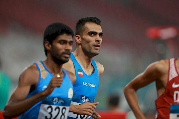امیرمرادی: برادرم نبود نمی توانستم مدال بگیرم
