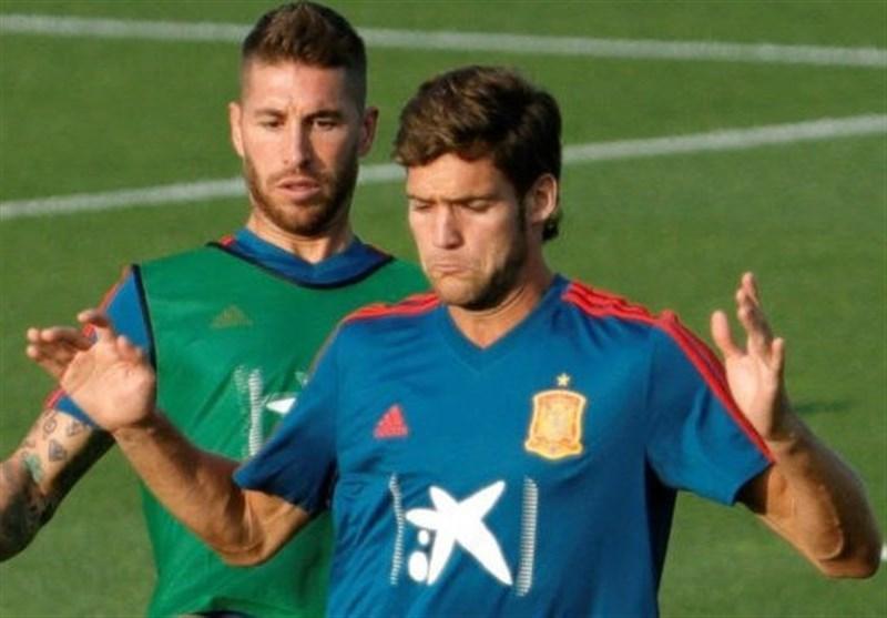 فوتبال دنیا، آلونسو: راموس؟ انریکه رئیس تیم ملی است
