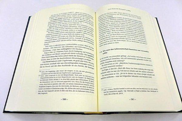 تحف العقول به زبان آلمانی منتشر شد