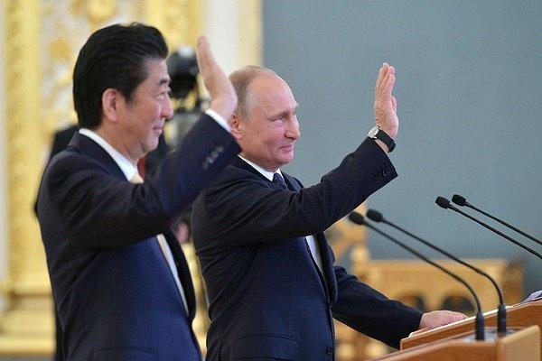 پوتین پیشنهاد صلح بدون پیش شرط را به ژاپن داد