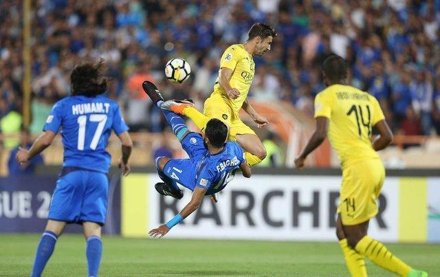 بازیکن السد: خیالمان از بابت صعود راحت نیست، استقلال با قدرت ظاهر می گردد