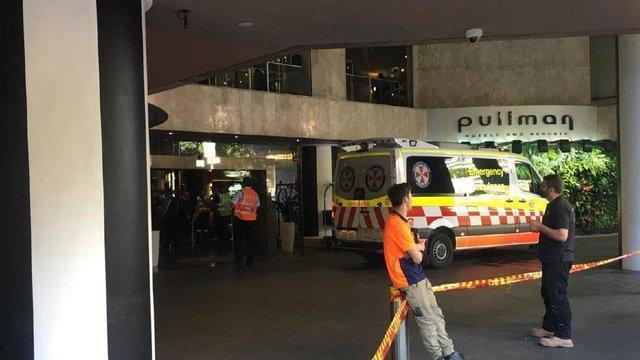 مسمومیت تنفسی 32 نفر در هتل لوکس سیدنی