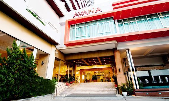 هتل آوانا بانکوک