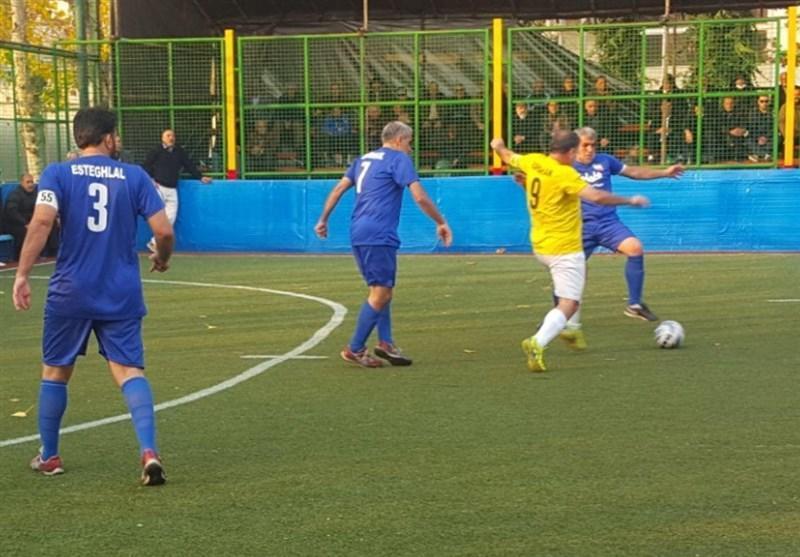مراسم قرعه کشی مسابقات فوتبال باشگاهی پیشکسوتان سه شنبه برگزار می گردد