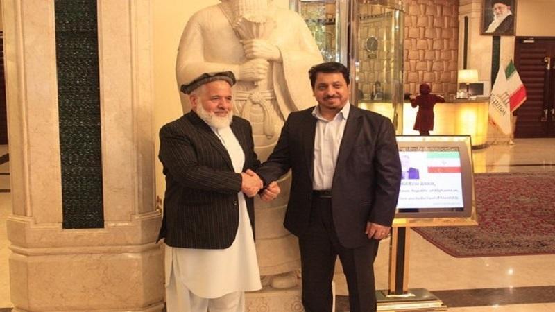 وزیر عدلیه افغانستان به تهران سفر کرد