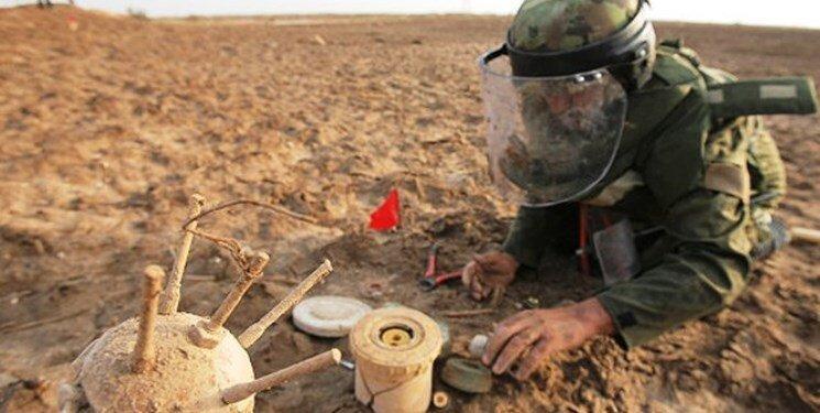 کاشته های شوم جنگ در مناطق مرزی غرب کشور رخ شسته اند