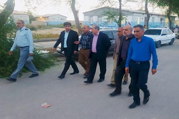 تاج در خوزستان: از AFC برای سیل زدگان یاری می گیریم