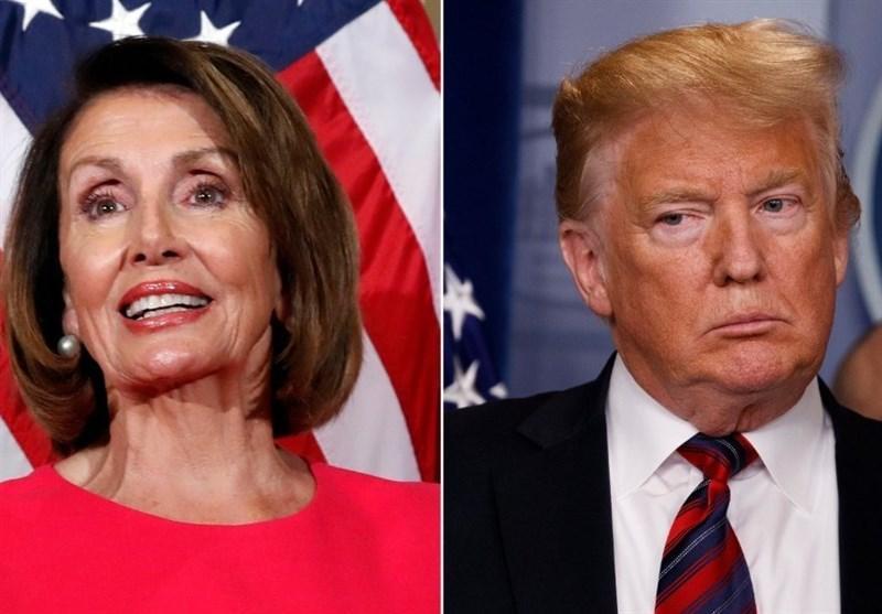 انتقاد شدید دموکرات ها از ترامپ به خاطر تشدید بحران مرزی