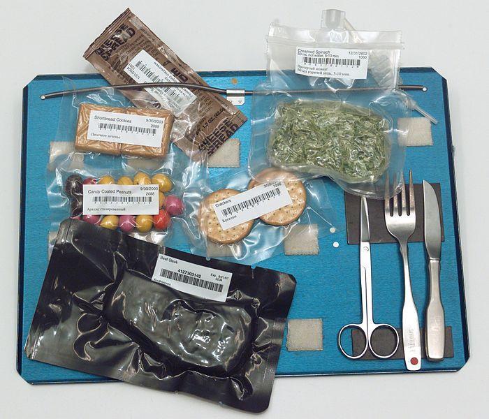 دانستنی های جذاب درباره غذای فضانوردان