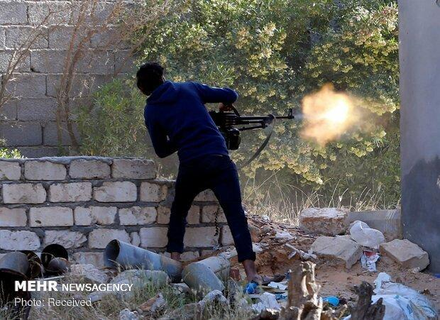 مهاجرت بیش از 65 هزار نفر در پی درگیری های طرابلس لیبی