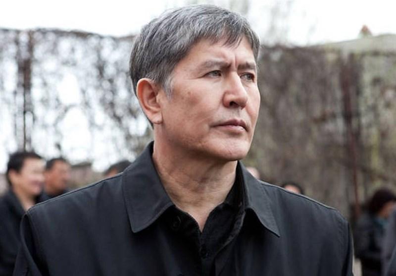 تصمیم نهایی مجلس قرقیزستان برای لغو مصونیت حقوقی آتامبایف
