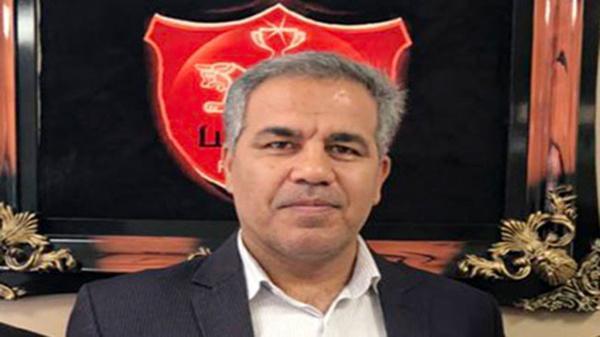 حضور عرب در اردوی پرسپولیس