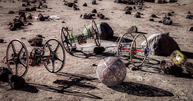ابداع ربات هایی برای اکتشاف در سیارات دورافتاده