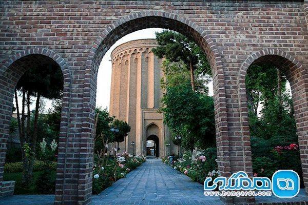 ایستادگی برج 900 ساله