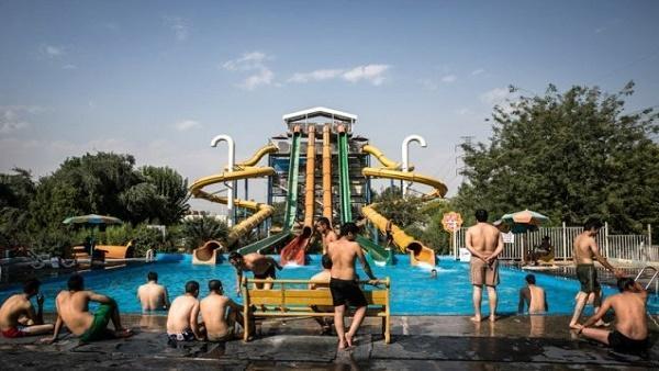 تذکر هاشمی به حناچی برای بدون استفاده ماندن پارک آبی آزادگان، راه اندازی پارک آبی در نوروز 99 عیدی شهردار به مردم