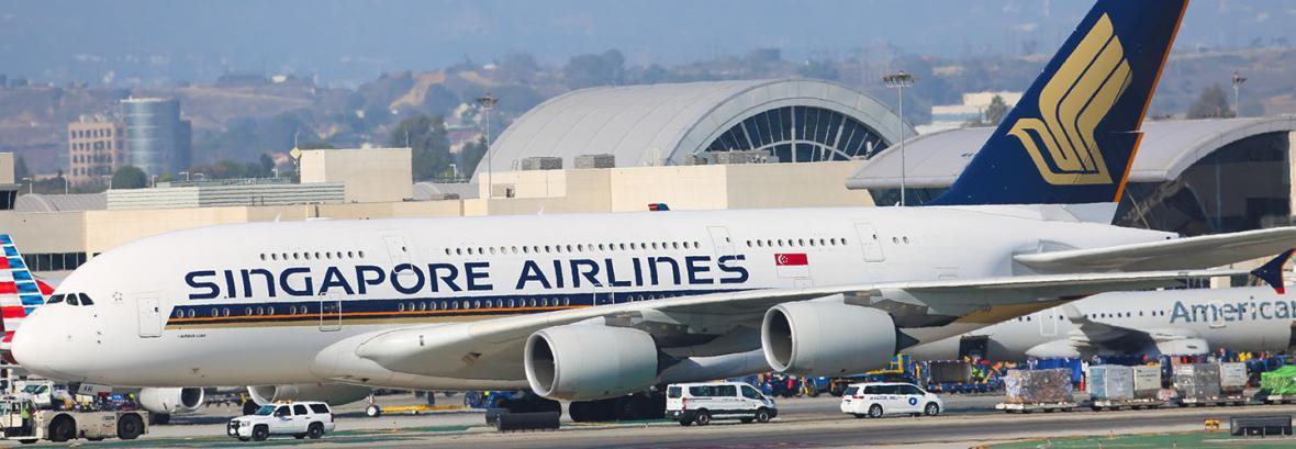 20 شرکت هواپیمایی برتر دنیا در سال 2018│ سنگاپور ایرلاینز بالاتر از قطری ها و اماراتی ها│ترکیش 6 پله سقوط کرد
