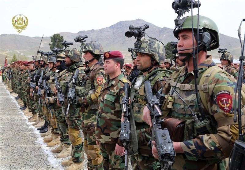 چند هزار نظامی تامین امنیت انتخابات افغانستان را به عهده دارند؟