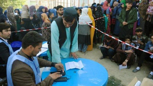 یاری اقتصادی اتحادیه اروپا به برگزاری انتخابات در افغانستان