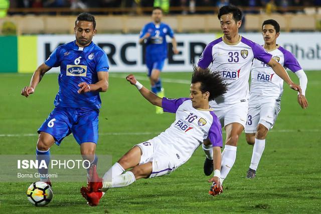 برنامه کامل دور رفت مرحله یک هشتم نهایی لیگ قهرمانان آسیا