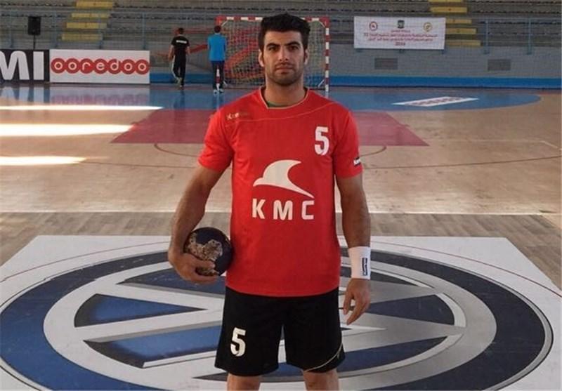 اضافه شدن استکی و نصرتی به اردوی تیم ملی هندبال در قطر