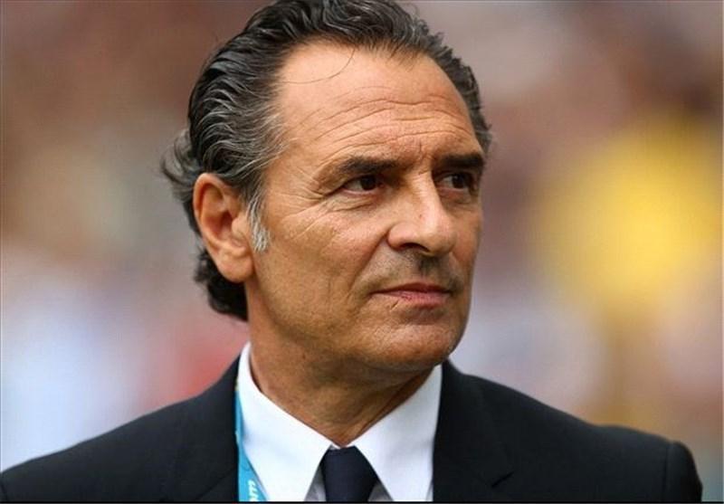 پراندلی: من از تیم ملی ایتالیا فرار نکردم