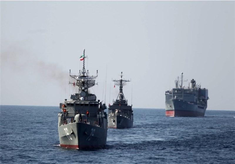 رزمایش مشترک امداد و نجات ایران و عمان در اقیانوس هند برگزار گردید
