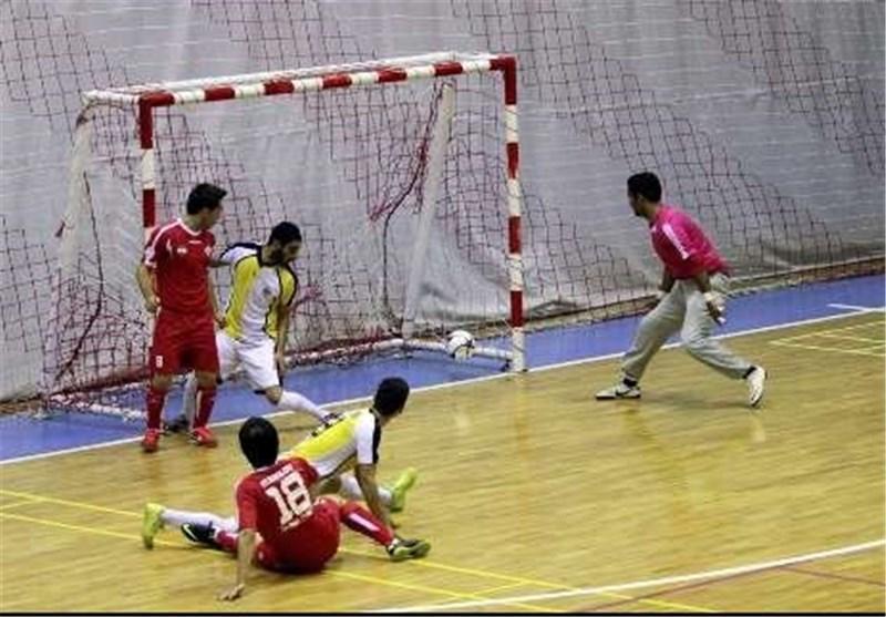 رجحان تیم فوتسال امید برابر چین