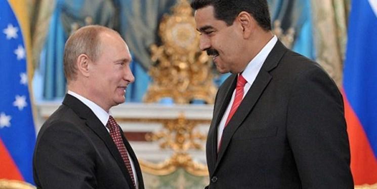 سفر مقام ارشد روس به ونزوئلا جهت دیدار با نیکلاس مادورو