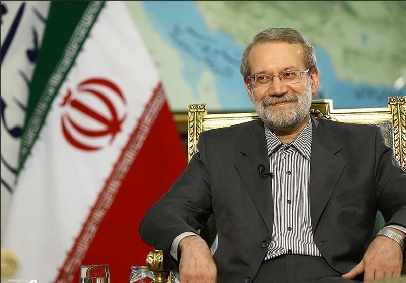 رئیس مجلس شورای پادشاهی عمان ریاست لاریجانی را تبریک گفت