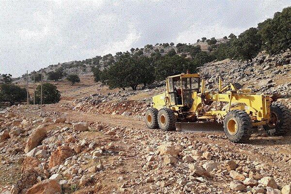 700 کیلومتر راه سیل زده عشایر لرستان بازسازی شد