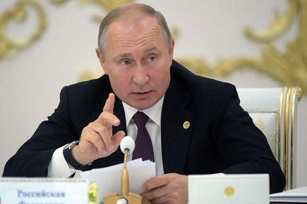 پوتین: ثبات در سوریه تنها با احترام به تمامیت ارضی آن ممکن است