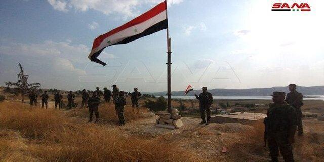 ورود ارتش سوریه به شهرک عامودا در مرز های ترکیه، تکمیل خروج کرد ها زیر نظر پلیس روسیه تا فردا