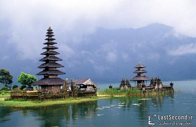 معبد پورا براتان، بالی اندونزی