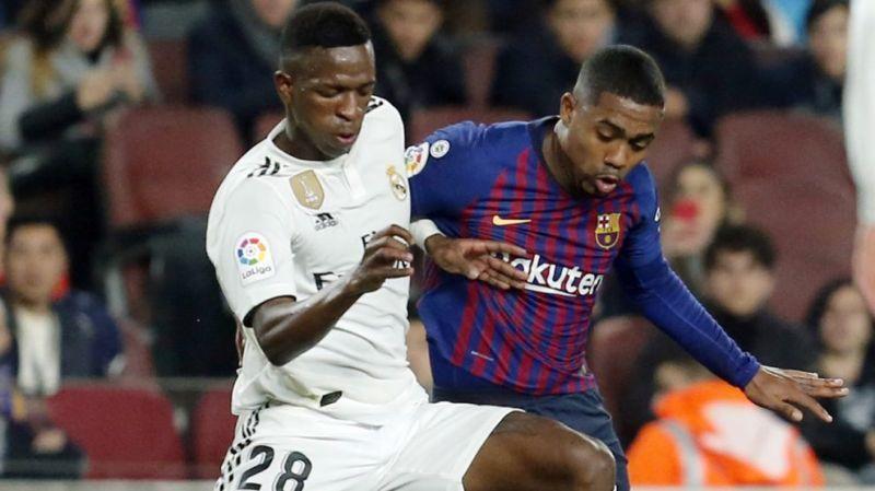 وینیسیوس: از بارسلونا پیشنهاد داشتم، اما با قلبم انتخاب کردم