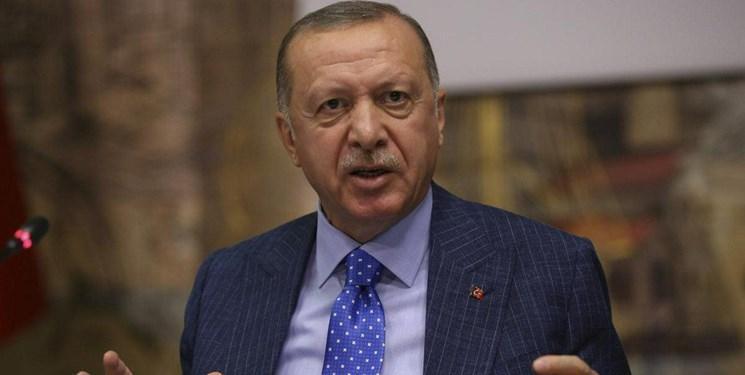 اردوغان: ترکیه تا زمانی که دیگر کشورها سوریه را ترک نکنند نمی رود