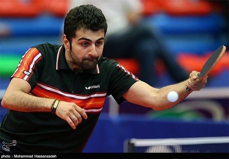 برزیل دومین شکست تیم پینگ پنگ مردان ایران را رقم زد