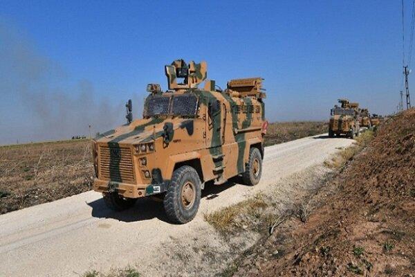 انتها گشت زنی نیروهای ترکیه و روسیه در شمال سوریه
