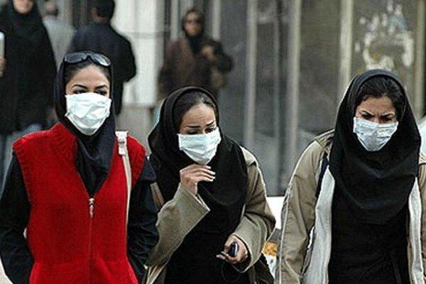 تهرانی ها 18 روز آذر ماه هوای نامطلوب تنفس کردند