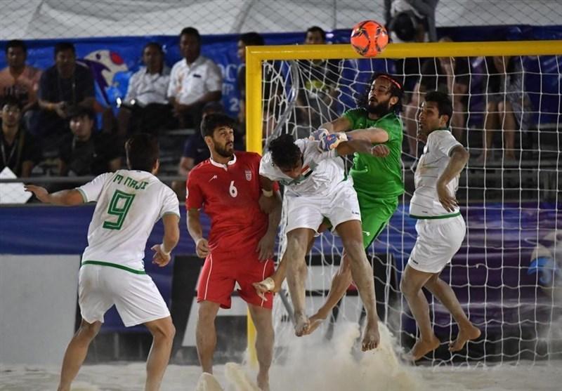 پیمان حسینی: با شکست مقابل عمان چیزی را از دست ندادیم، بازی با ژاپن فینال زودرس است
