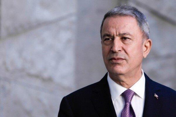امیدواریم به وسیله گفتگوی ترکیه با روسیه موضع لیبی را حل کنیم