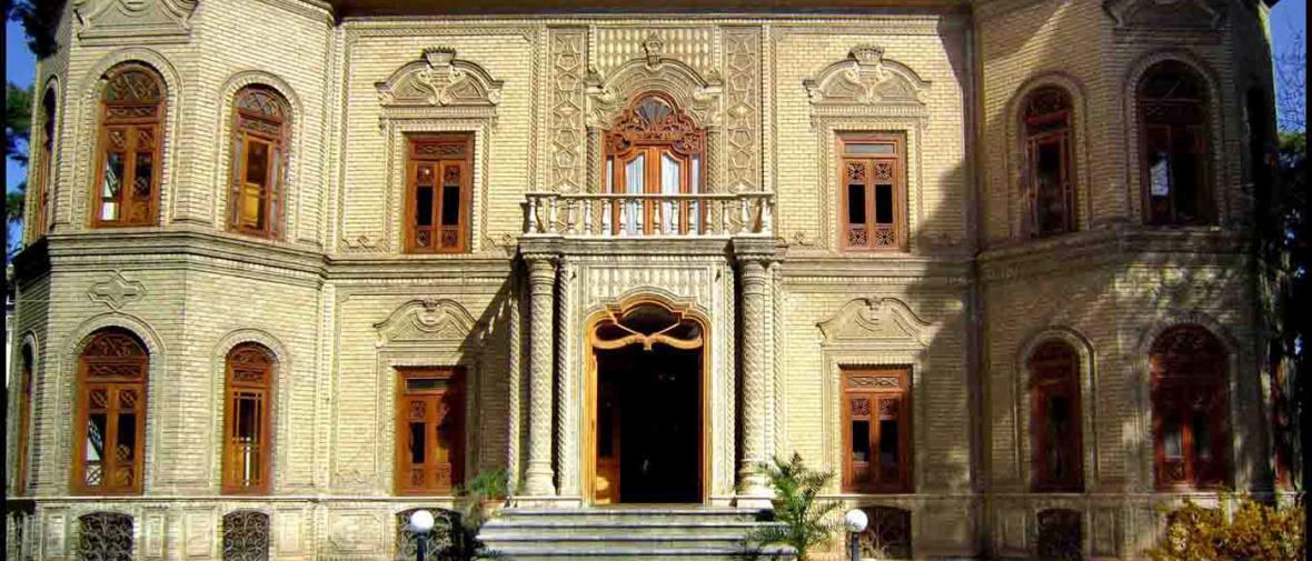 گشتی اینترنتی در خانه قوام السلطنه (موزه آبگینه)؛ پرونده یک سایت