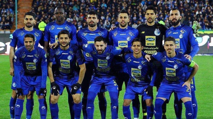رنکینگ جهانی ، استقلال در صدر تیم های ایرانی نهاده شد