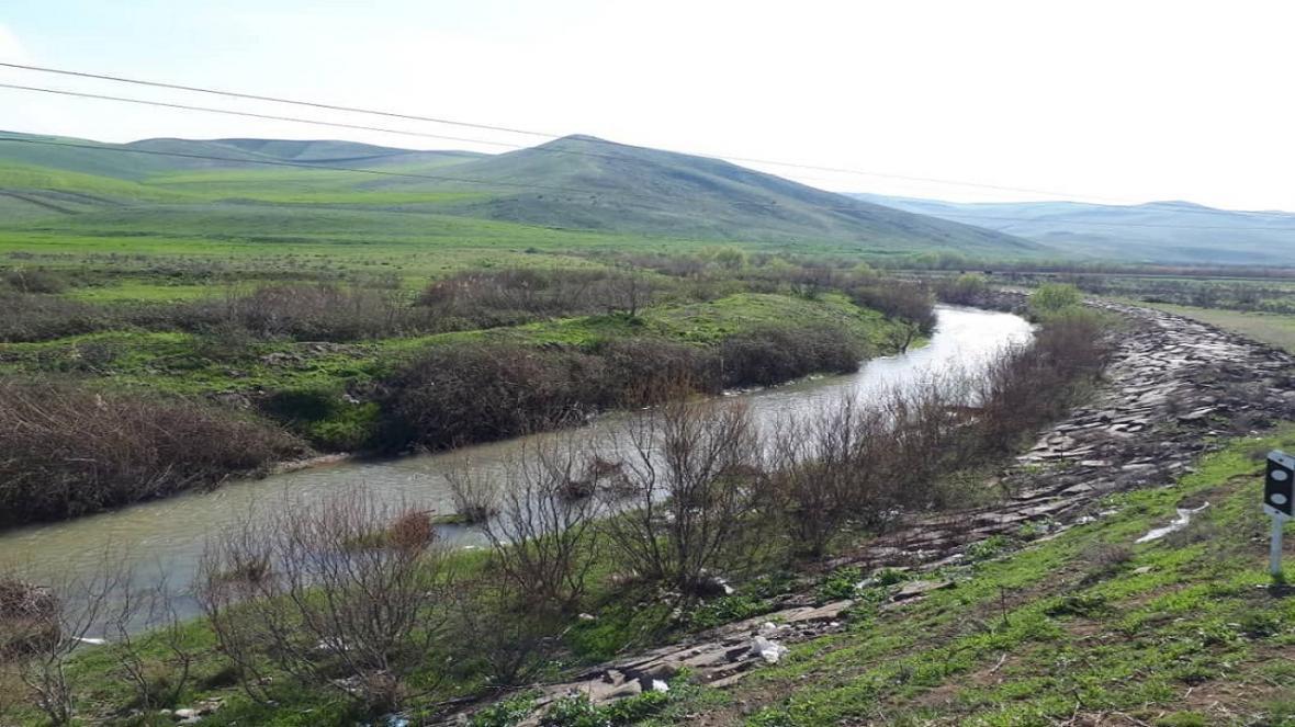 بازگشایی رودخانه ها و مسیل های استان سمنان