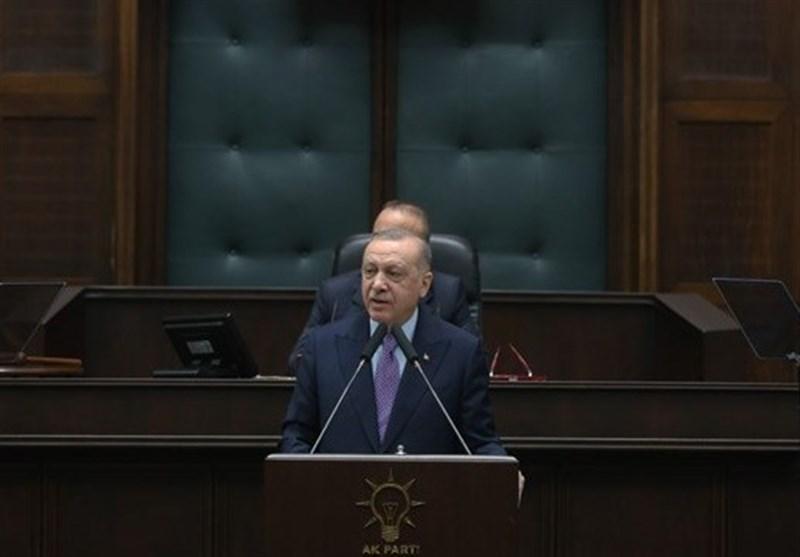 اردوغان: مشکل ما در سوریه نه با روسیه است و نه با ایران، زمان فداکاری درباره آوارگان به خاتمه رسیده