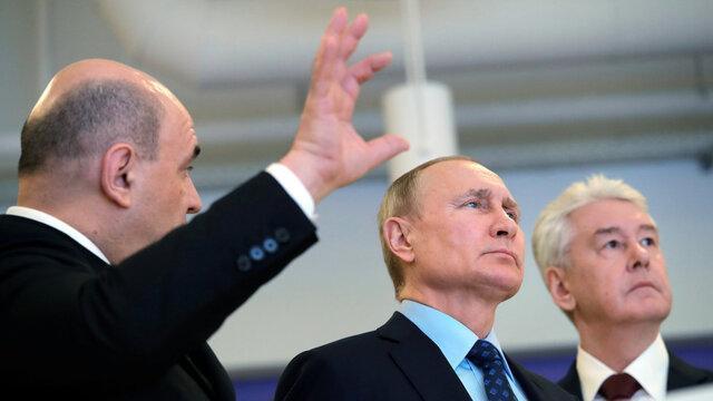 پوتین بیان کرد اپیدمی کرونا به روسیه رسیده
