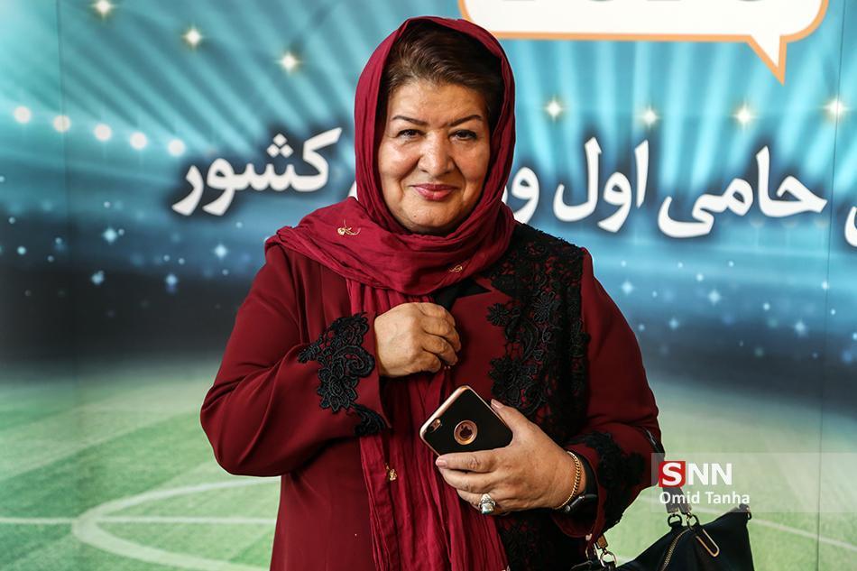 پوران درخشنده: اکران آنلاین را اتفاقی خوب برای سینمای ایران می دانم