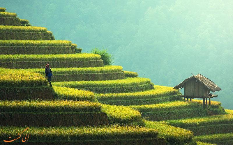 نکاتی برای داشتن سفری مطمئن تر به شرق آسیا