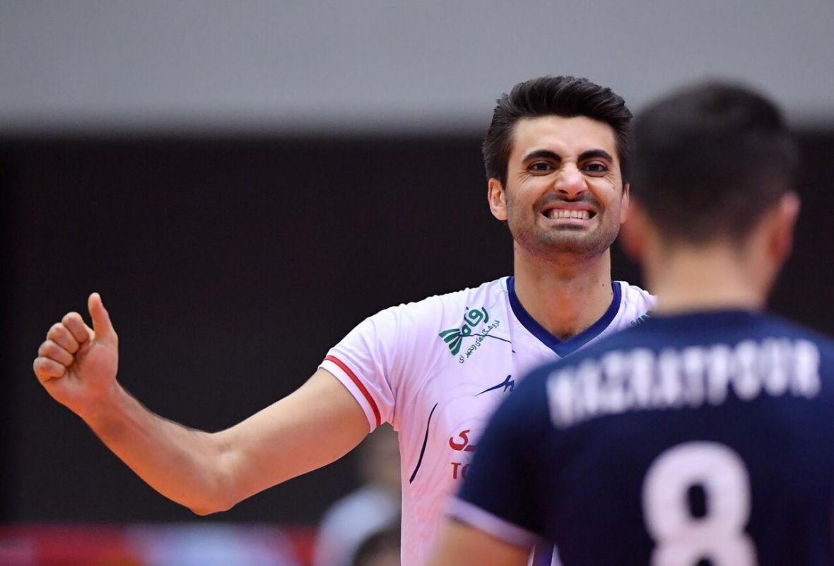غفور: لیگ والیبال ایران سال جاری بهتر از اروپا می گردد، کار با کولاکوویچ لذت بخش بود