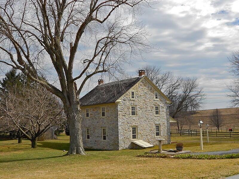 آشنایی با معماری استعماری آمریکا